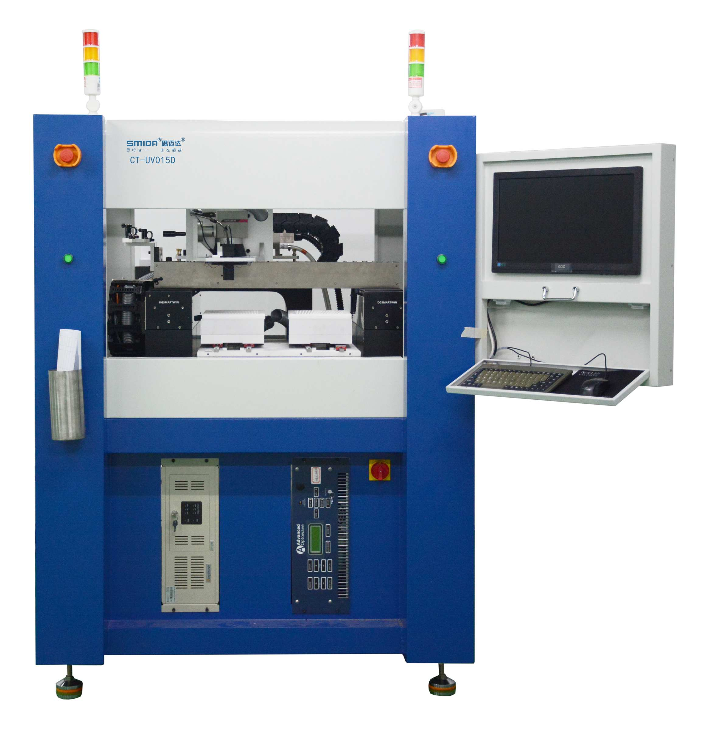 Outomatiese CNC snymasjien